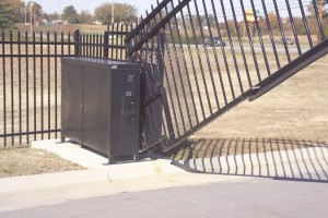 Vertical pivot gates are proving to be the best gates for gated communities