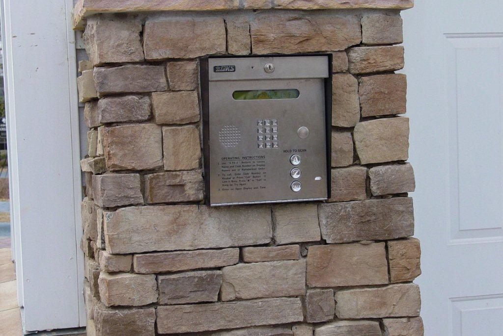 Secure access control