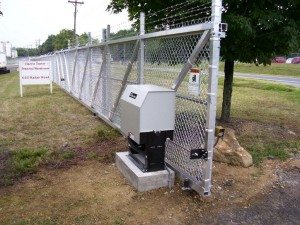 commercial gate opener