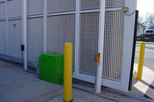 Using Bollards to Protect Your Buildings and Equipment