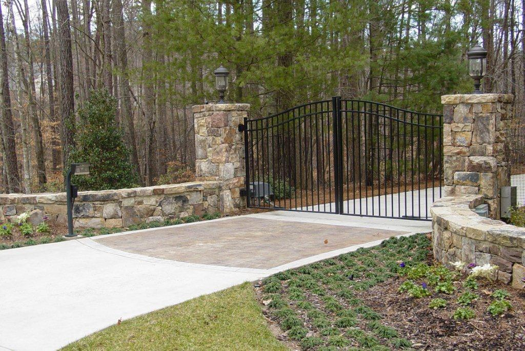 North-Raleigh-residential-gate-system