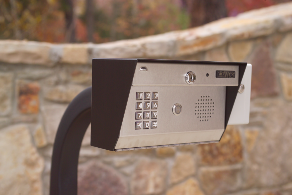 Security Gate Control Devices Secure Access Services