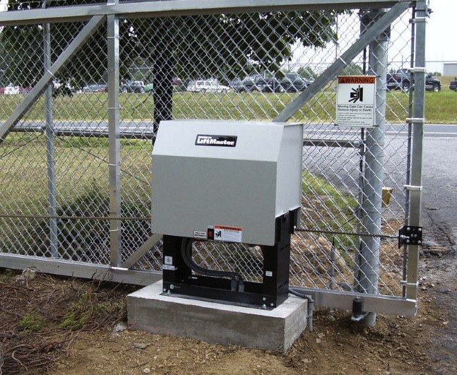 Security Gate Openers Secure Access Services